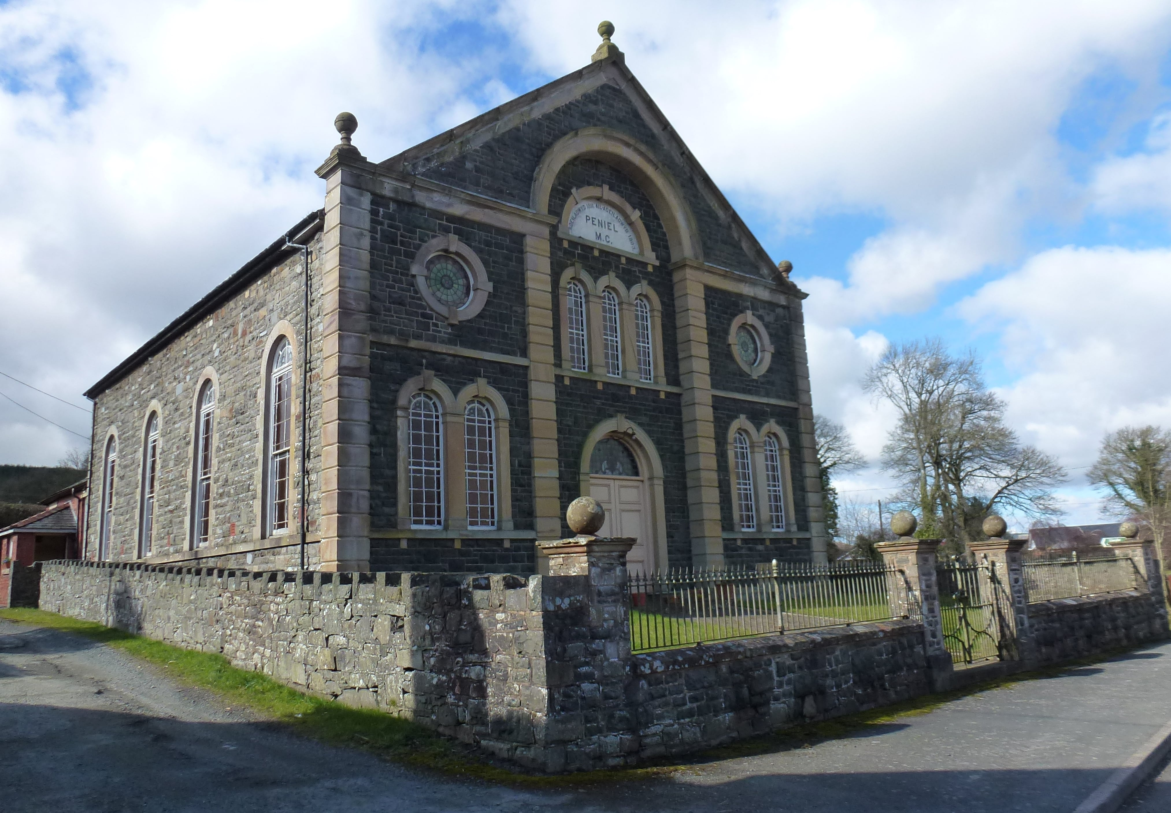Listed Buildings in Powys, Conversion of significant Grade 2 Listed Chapel, Planning & Listed Building Consents Gained.