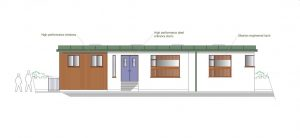WC conversion into house project, Barmouth, Gwynedd, Wales. (Full Planning Consent Obtained)
