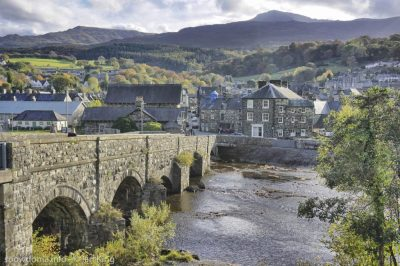 Dolgellau Listed Building Grants Heritage Lottery Investment Snowdonia National Park